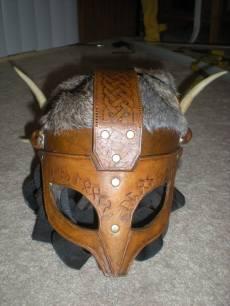 Norse Helmet